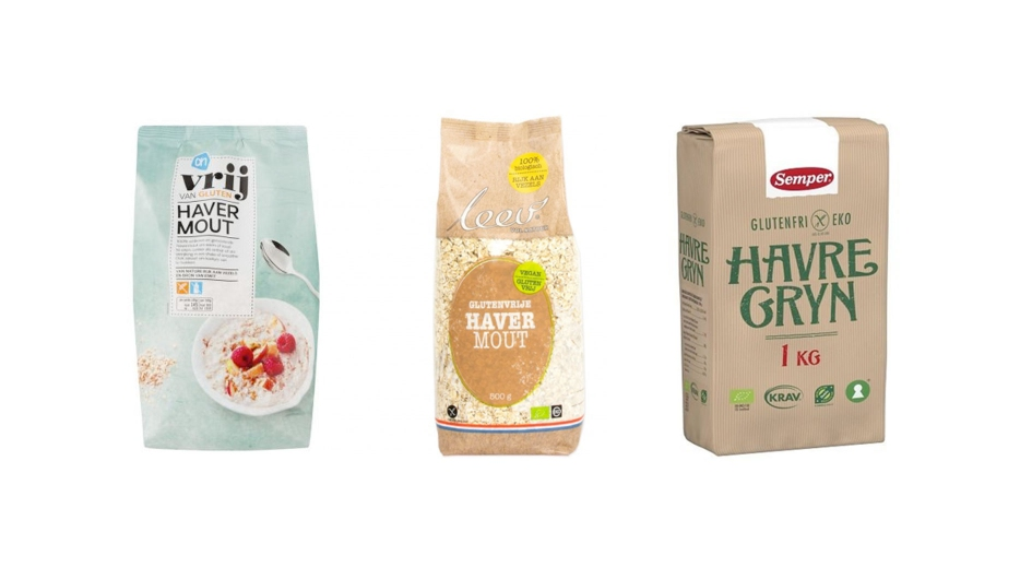 Oat products with a quality mark